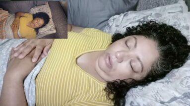 Snoring Mom Vault Combo Close-Up part 4