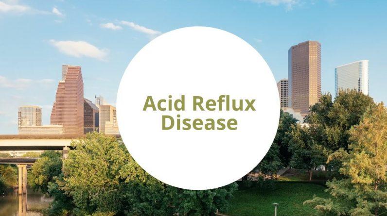 Acid Reflux & LPR (Silent Reflux)